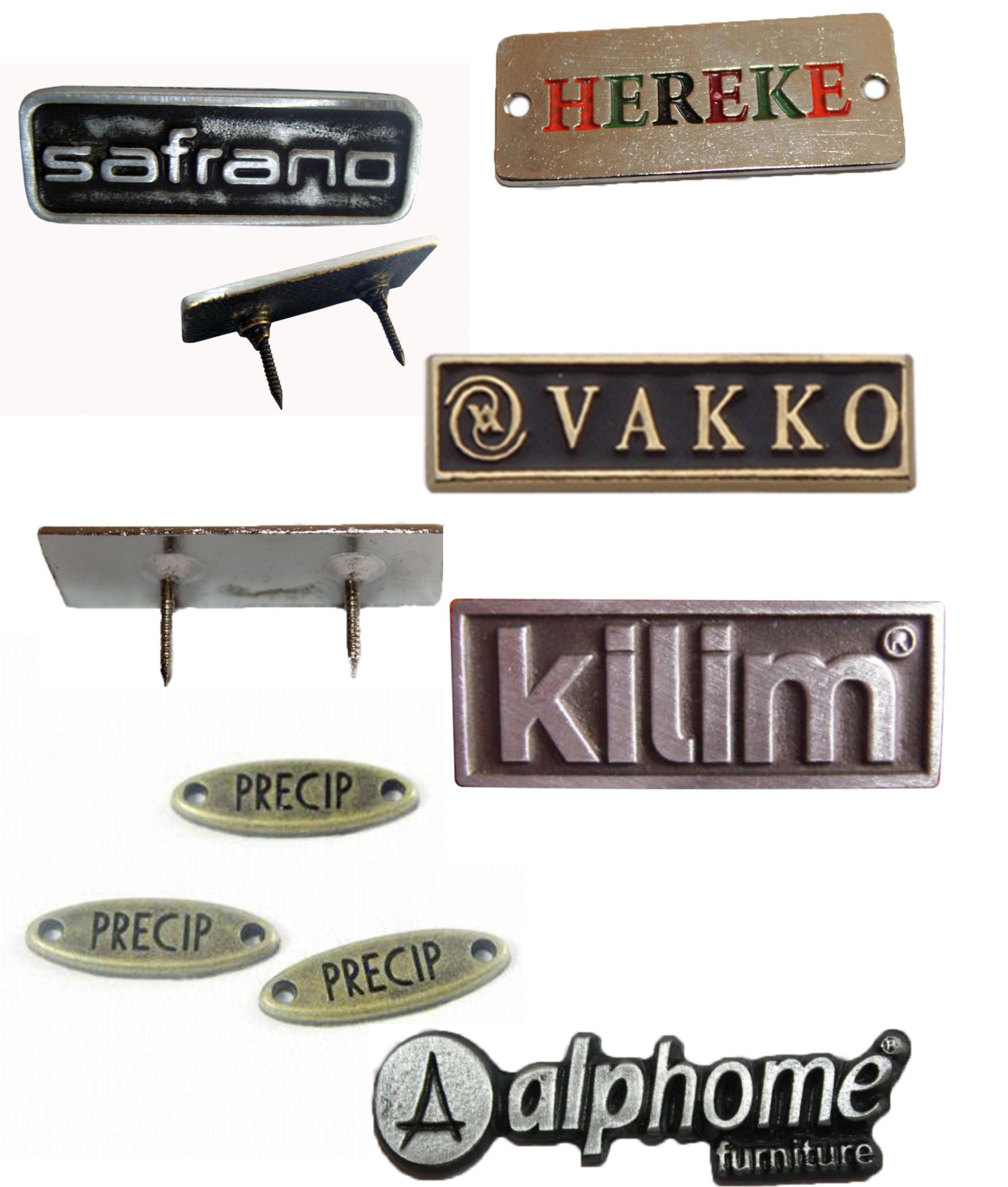 mobilya etiketi, çelik kapı etiketi,promosyon,etiket,otomotiv etiketi,beyaz eşya etiketi,raf etiketi,damla etiket,zamak etiket,çakma etiket,silikon etiket,yapıştırma etiket,medikal makine etiketleri,